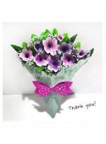 감사 꽃다발