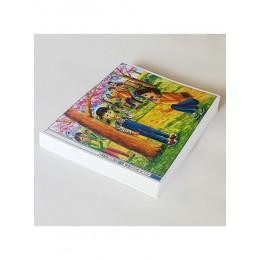 아동생활화 미술북 중급 상권